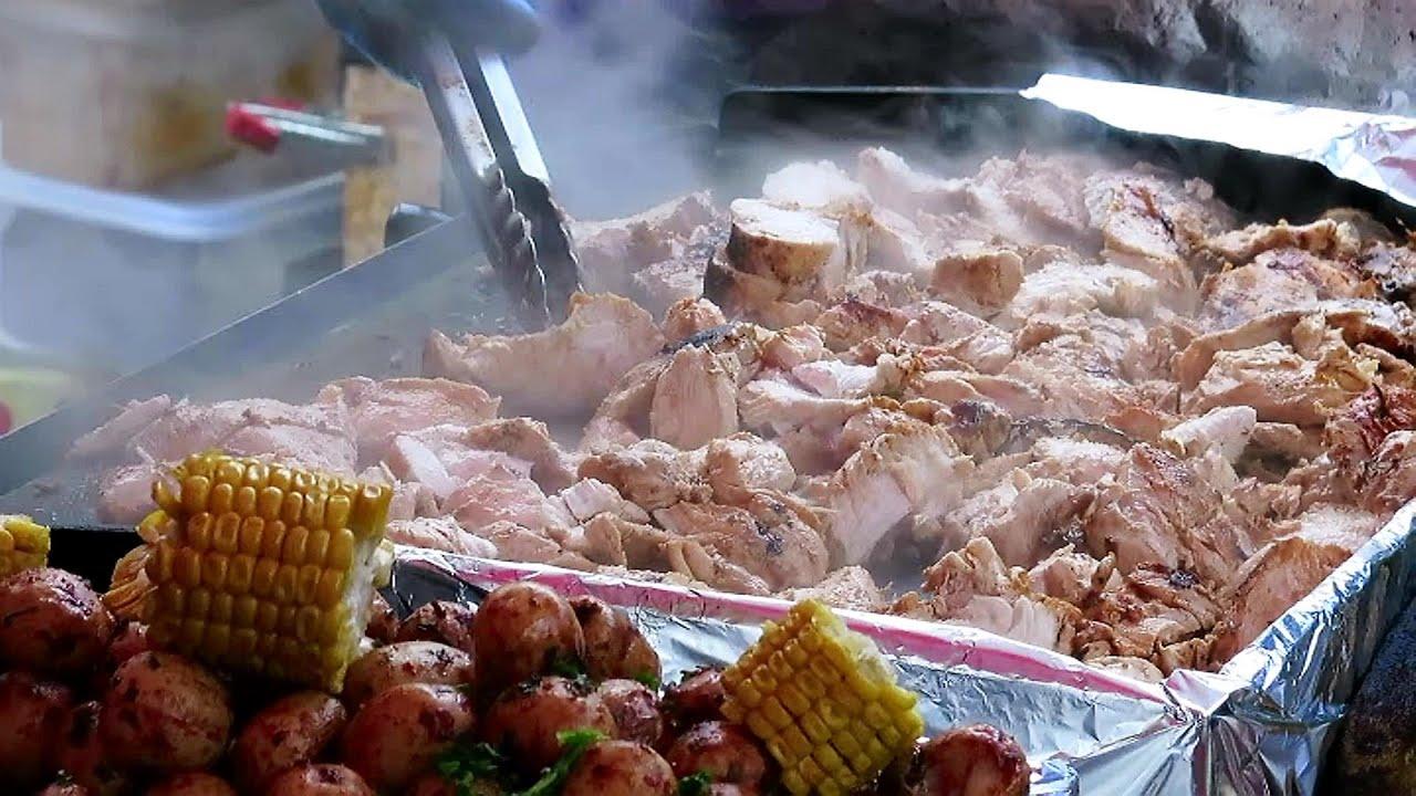 Peru Street Food