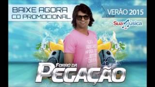 Forró da Pegação - CD Promocional VERÃO 2015 [CD COMPLETO]