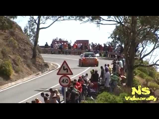 Shakedown ERC Rally Islas Canarias 2013 - Accidente Daniel Marban Videos De Viajes