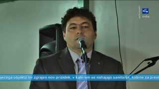 """Skala TV info - aktualno """"Odprtje obnovljenega bazena Zbelovo"""""""