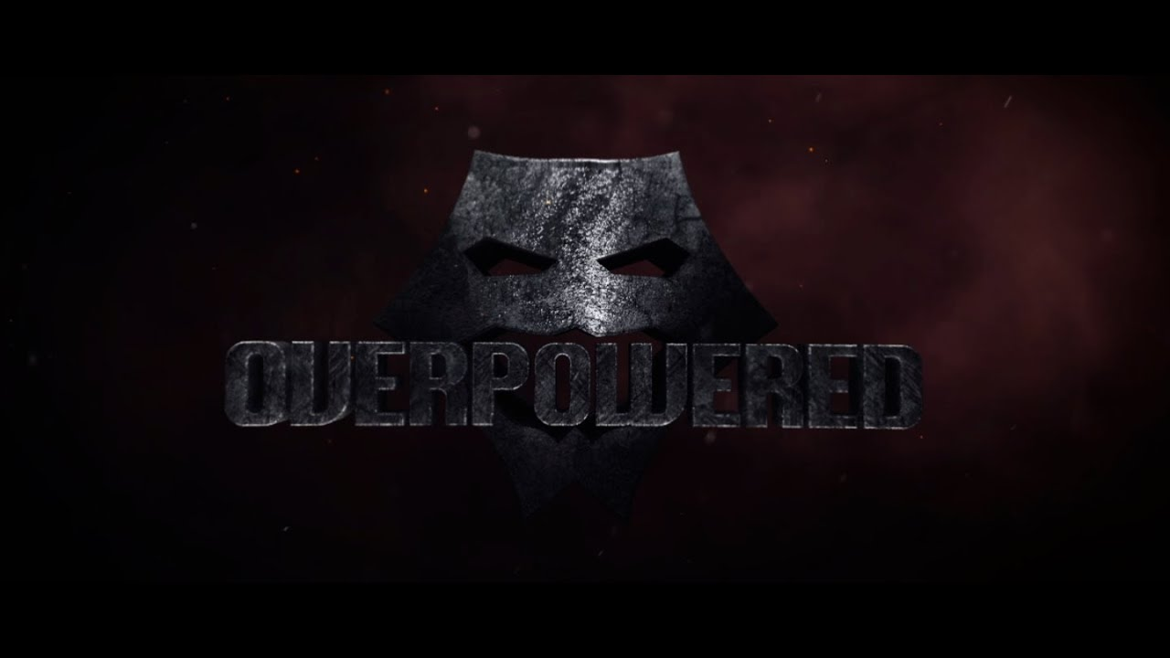 Overpowered official intro by pushedtoinsanity youtube for Pushed to insanity