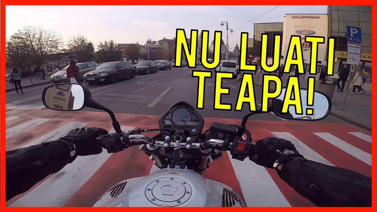 Cum sa cumperi o Motocicleta Second hand (Cum sa nu iei Teapa)