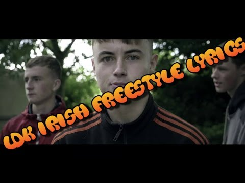 LDK irish freestyle verese 1 & 3 | lyrics