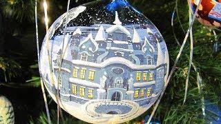 Самая красивая новогодняя елка  Двойной праздник дома!