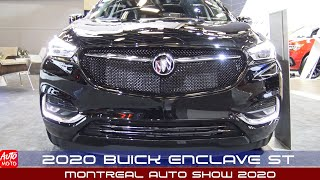 2020 Buick Enclave ST - Exterior And Interior - Montreal Auto Show 2020