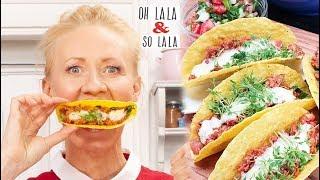 Mega Taco Rezept * Super lecker Tacos füllen * nach Ohlala Art mit Nusshack * schnell & köstlich