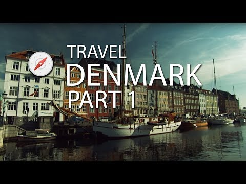 Travel Video Denmark • Part 1 • Landmark