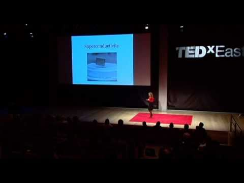 TEDxEast - Debbie Berebichez - How physics gains insight from interconnectivity