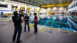 How Astronauts Train Underwater at NASA