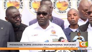 Ekuru: Nafasi ya mwakilishi wa kike iondolewe