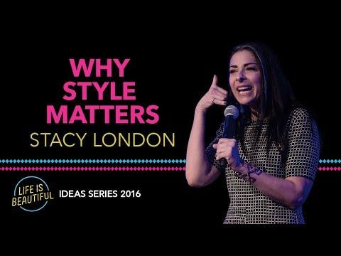 Stacy London  Ideas Series 2016