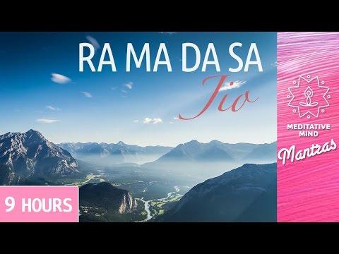 RA MA DA SA jio | Mantra Meditation | 9 Hours