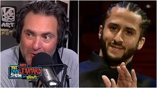 Colin Kaepernick asking AAF for more than $20M isn't ridiculous - Stugotz | Dan Le Batard Show