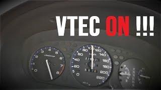 Honda Civic VTEC Sound (Acceleration)