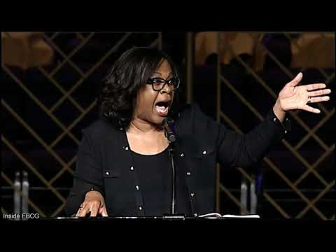 """""""The Power of A Mother's Light"""" First Lady Trina Jenkins (Inspiring Sermon)"""