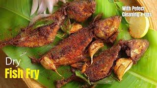 ఎండు చేపల fry   Dry fish fry Recipe in Telugu    Indian sea food Recipe in Andhra style Vismai food