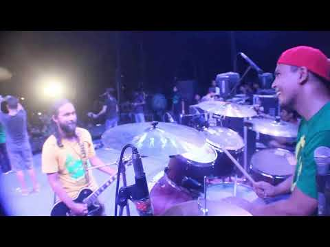 Arbovirus @ Red Rock Fiesta Chittagong | SCHOOL FULL LIVE | DrumCam