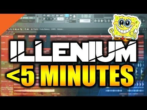 ILLENIUM TRACK IN UNDER 5 MINUTES | FREE FLP