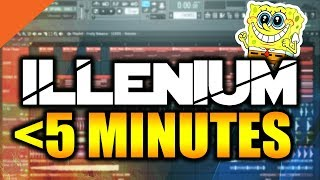 ILLENIUM TRACK IN UNDER 5 MINUTES   FREE FLP