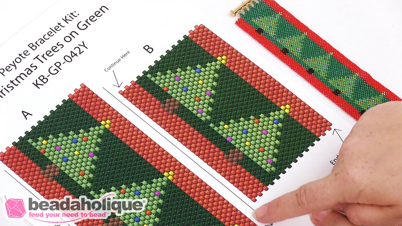 Peyote Bracelet Pattern Awesome Decorating Ideas