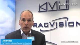 interview with jim dodez kvh industries