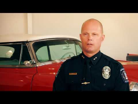 Georgetown Texas Field of Honor presents Wayne Nero - Chief of Police