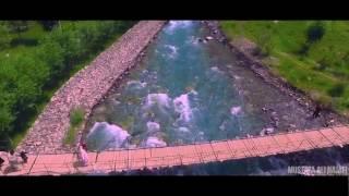 Manthokha Waterfall   Baltistan   Drone footage