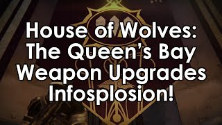 Destiny House of Wolves Infosplosion: The Queen