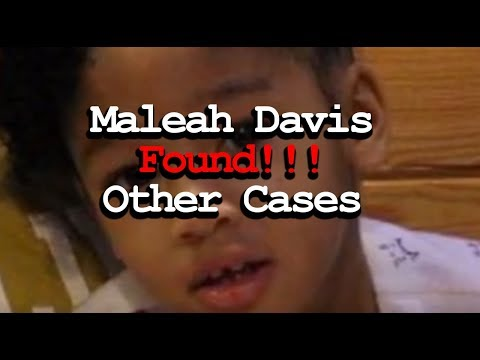 Maleah Davis Found!!! – Quanell X leads Officials to body after communicating with Derion Vence