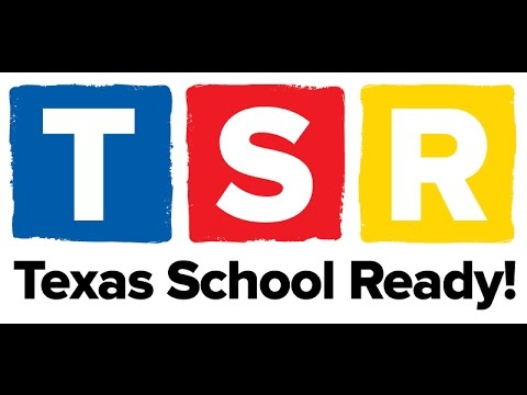 Texas School Ready Workshop