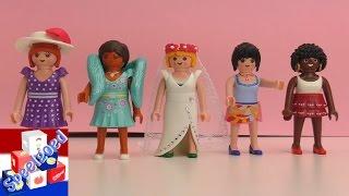Topmodel modeshow met de Playmobil dames van het winkelcentrum