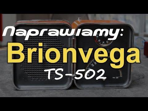 Naprawiamy - Brionvega TS-502 [RS Elektronika] #136