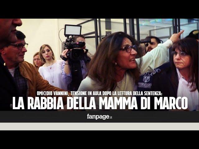 """Sentenza Vannini, la rabbia della mamma di Marco: """"Vergogna, non mi sento più cittadina italiana"""""""
