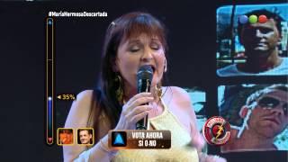 Descartados, María Hermosa de Rosario - Peligro Sin Codificar 2015