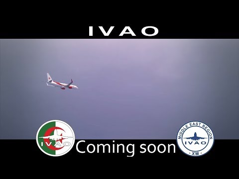 [XM-Algeria ] Coming soon for IVAO