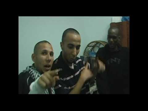 DARG Team Hip Hop (Khlina Naghniha) - Gaza City