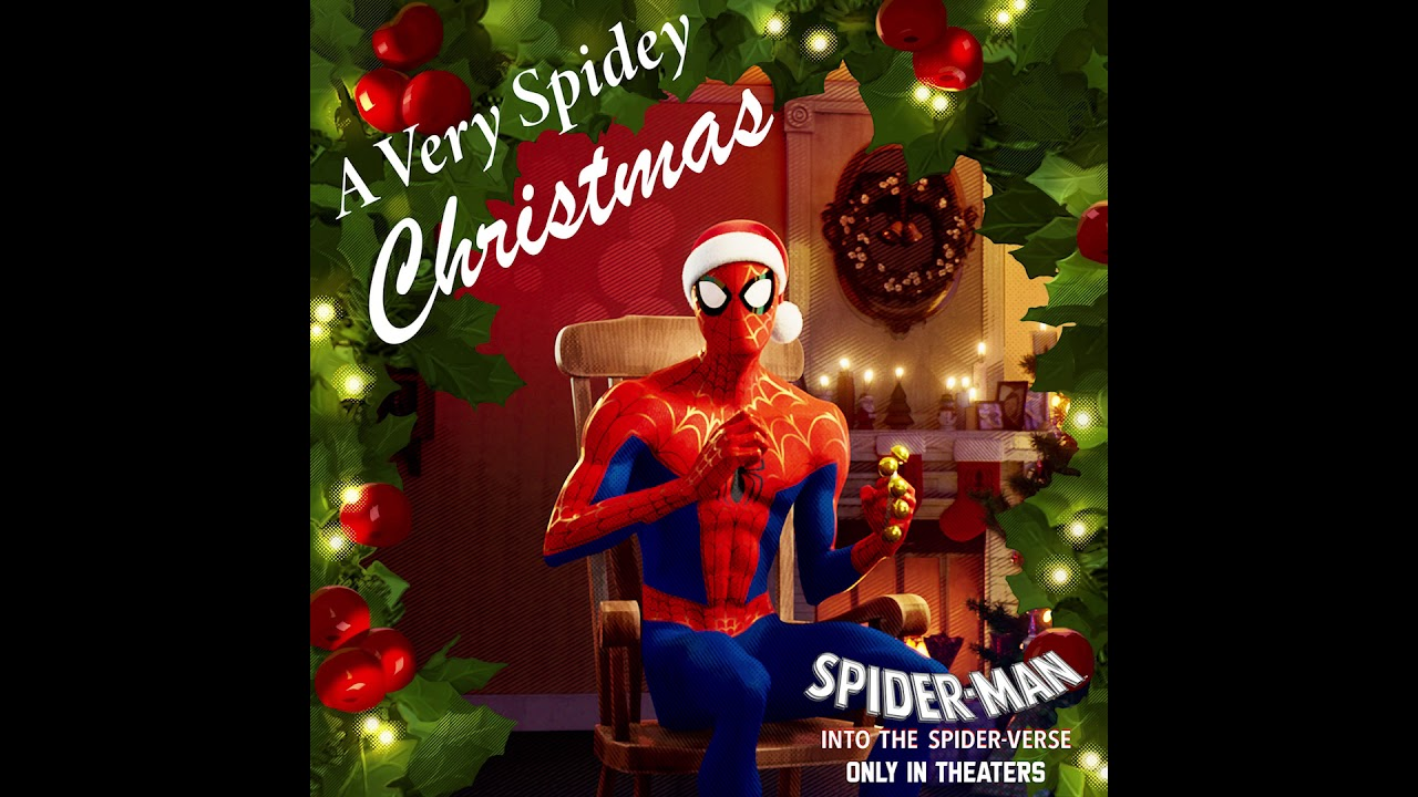 Spiderman Christmas.Spidey Bells A Very Spidey Christmas