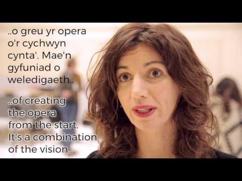 Y Tŵr - Gwyneth Glyn (Libretydd / Librettist)