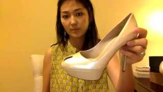 Pt1:MASSIVE designer shoe haul! Sergio Rossi, Alexander Wang, Gianvito Rossi, Pucci! Thumbnail