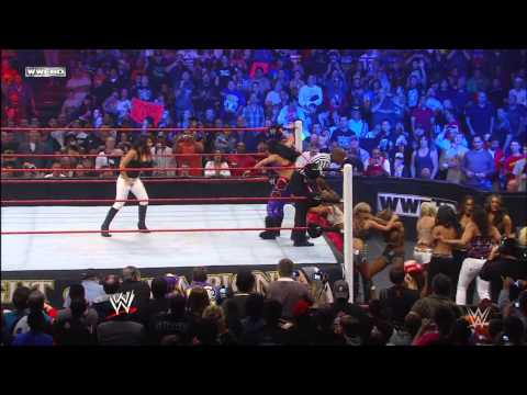 Michelle McCool vs Melina: Divas Championship Unification Match, Night of Champions 2010