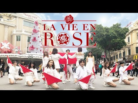 [KPOP IN PUBLIC] La Vie en Rose (라비앙로즈) - IZ*ONE (아이즈원) dance cover by 17HEAT from Vietnam