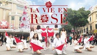 [KPOP IN PUBLIC] La Vie en Rose (라비앙로즈) - IZ*ONE (아이즈원) dance cover by 17HEAT from Vietnam