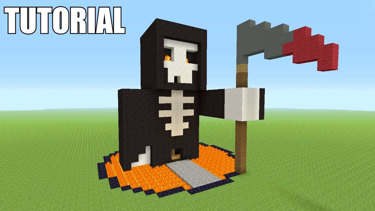 How To Build A Cute Zombie In Minecraft