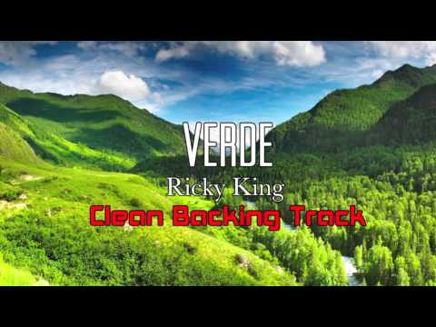 Verde - Ricky King [Backing Track] [Instrumental Cover by phpdev67]