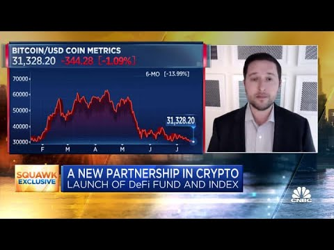 Grayscale CEO on crypto partnership launch of DeFi fund, index