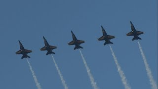 2017 nas oceana airshow us navy blue angels