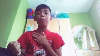 Karaoke challenge Adam and adib (siapa lagi hebat)