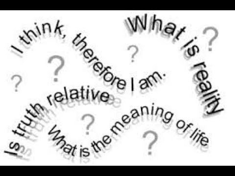 PHILOSOPHY🤓   WHAT IS TRUE❓🤔  WHAT IS REAL❓  COLLEGE ESSAY 📝