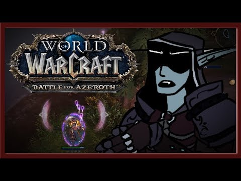 The Questing in Battle for Azeroth... Good? Bad? TERRIBLE!? Or amazing...?