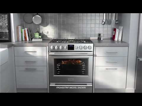Range with 2-in-1 Burner & Griddle from Frigidaire Professional
